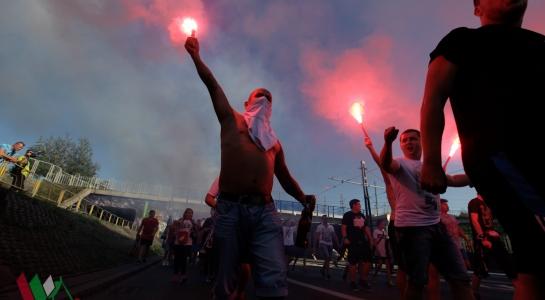 Zdjęcia z meczu z Górnikiem Zabrze