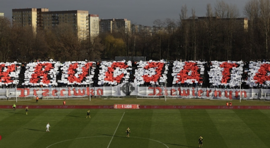 Galeria zdjęć z meczu z GKS-em Katowice - część I