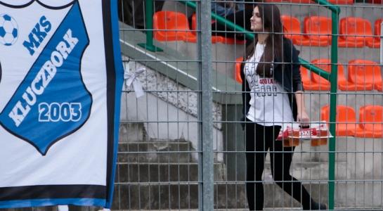 Zdjęcia z meczu w Kluczborku