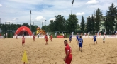 Beach Soccer: Tonio Team w finałach Mistrzostw Polski