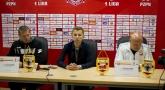 Konferencja prasowa po meczu w Chojnicach