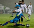 Zagłębie - Kotwica 0:0 skrót meczu