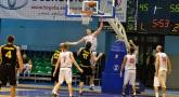 Galeria zdjęć z meczu koszykarzy