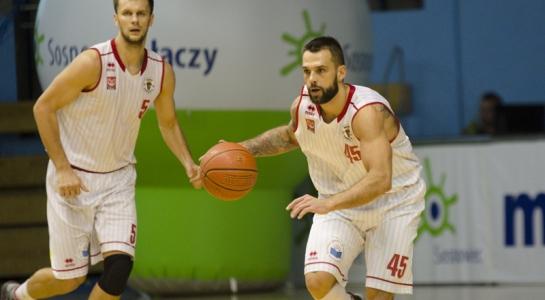 Koszykówka: Sokół Łańcut - Zagłębie 87:81
