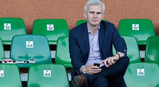 Jacek Magiera trenerem Zagłębia