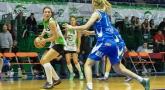 Zwycięstwo koszykarek JAS-FBG Sosnowiec