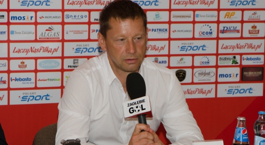 Dariusz Banasik będzie trenerem Zagłębia