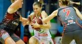 Koszykówka kobiet: JAS-FBG Zagłębie - Widzew Łódź 60:79 (+ galeria zdjęć)