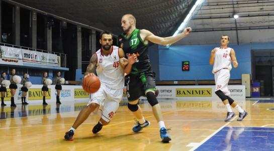 Koszykówka: Zagłębie - Miasto Szkła 78:96
