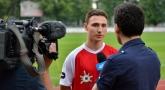 Jakub Arak: Piłka nie chciała wpaść do siatki
