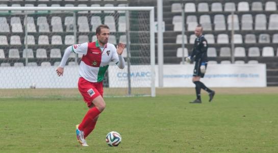Sparing: Zagłębie - BKS Stal Bielsko-Biała 1:0 (galeria zdjęć)