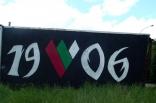 Kibicowskie graffiti