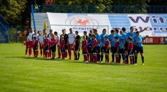 Zdjęcia z meczu w Stargardzie Szczecińskim