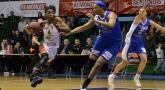 Koszykówka: JAS-FBG Zagłębie - AZS PWSZ Gorzów Wlkp. 79:60
