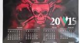 Kibicowskie kalendarze na 2015 rok