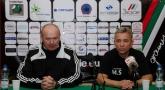 Konferencja prasowa po meczu z Limanovią
