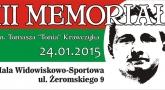 """III Memoriał im. Tomasza """"Tonia"""" Krawczyka"""