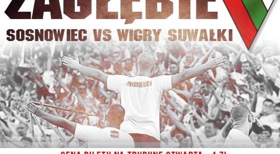 Tańsze bilety na mecz z Wigrami