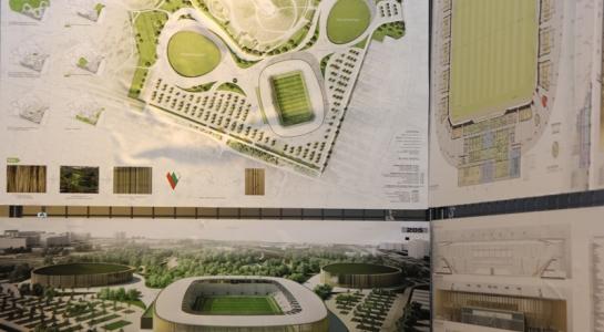Wyłoniono koncepcję Zagłębiowskiego Parku Sportowego
