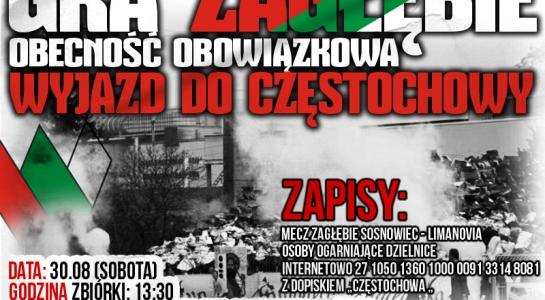 Zapisy na wyjazd do Częstochowy